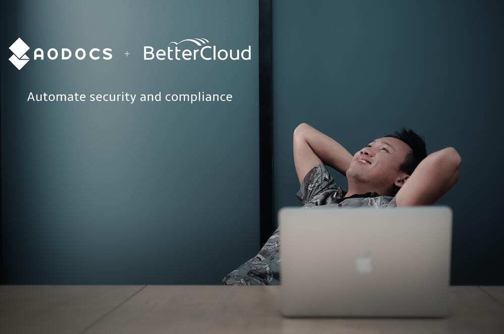AODocs and BetterCloud