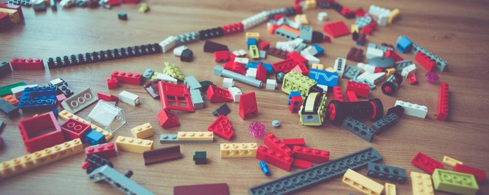 Lego on the Floor